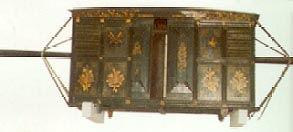 Palanquin Used by Bishop